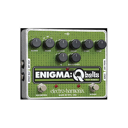 Electro Harmonix Enigma Pedal Fx Effects Pedal
