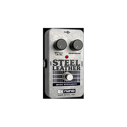 Electro Harmonix Steel Leather Fx Effects Pedal