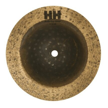 "Sabian 10859R HH 8"" Radia Cup Chime Cymbal"