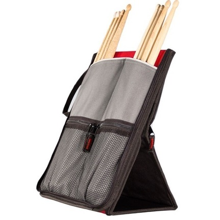Sabian SSF12 Stick Flip Drumstick Bag Black/Red
