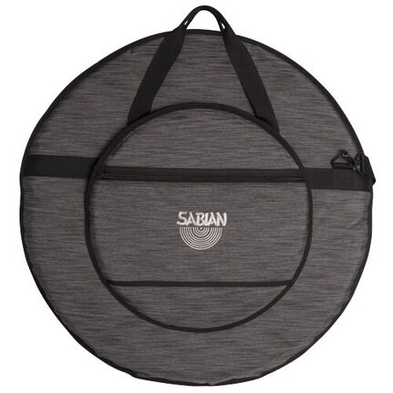 "Sabian C24HBK Classic 24"" Heathered Grey Cymbal Bag"