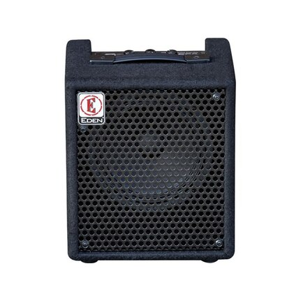 Eden EC8 E Series 20 Watt Bass Amp Combo 1 x 8 Inch Speaker