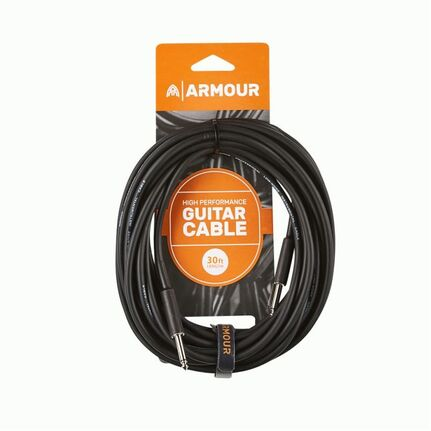 Armour GP30 HP 30ft Guitar Cable