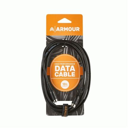 Armour MD10 MIDI Cable 10ft