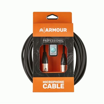 Armour NXXP30 30ft Neutrik XLR to XLR Microphone Cable
