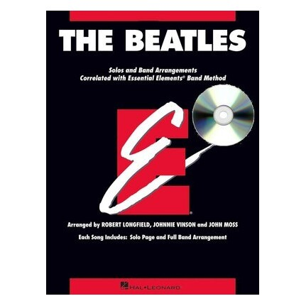 Essential Elements The Beatles Accompaniment CD