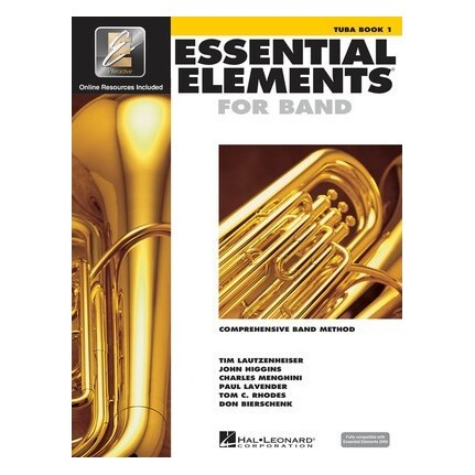 Essential Elements For Band Bk1 Tuba Eei