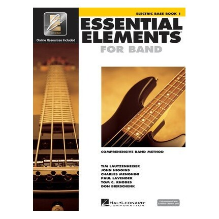 Essential Elements For Band Bk1 Electric Bass Ee