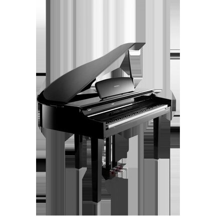 Kurzweil CGP220W Ebony Polish Minigrand Digital Piano 88-Keys