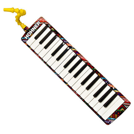 Hohner Airboard 32-Key Melodica In Limited Pattern