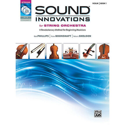 Sound Innovations Australian Edition Violin Bk 1