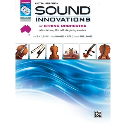 Sound Innovations Aust Viola Bk 1