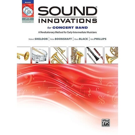 Sound Innovations Aust Conductor Score For Concert Band Bk 2