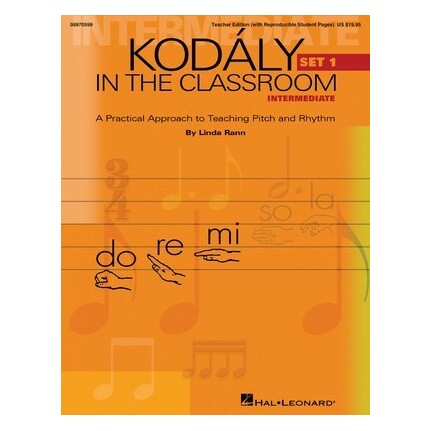 Kodaly In The Classroom Intermediate Teacher Edition Set 1