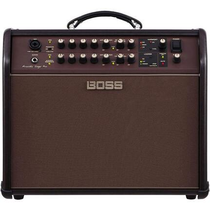 Boss Acoustic Singer Pro Acoustic Guitar & Vocal Amp 120-Watt