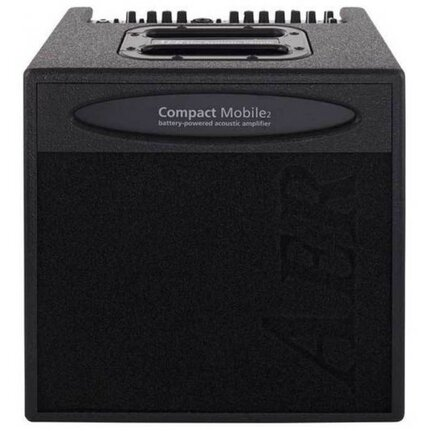 AER Compact Mobile 60 Watt Battery Powered Acoustic Instrument Amplifier