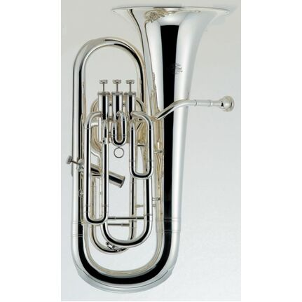 J.Michael EU1700 Euphonium (Bb) Silver Plated Finish