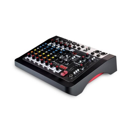 Allen & Heath ZEDi-10FX Hybrid compact mixer / 4×4 USB interface with FX & British Tone