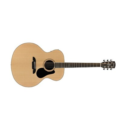 Alvarez Baritone Acoustic-Electric Guitar Abt60E With Pickup
