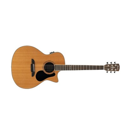 Alvarez Grand Auditorium Acoustic-Electric Guitar Ag75Ce With Pickup