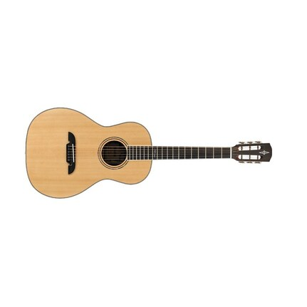 Alvarez Parlor Acoustic-Electric Guitar P70E With Pickup