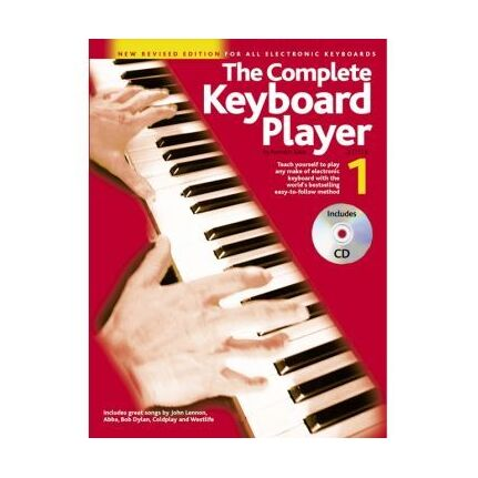 Complete Keyboard Player Book 1 New Edition BK/CD