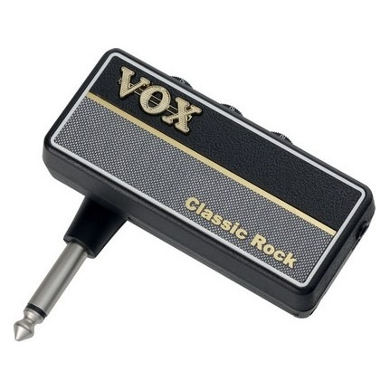 Vox AmPlug 2 Classic Rock Headphone Amplifier