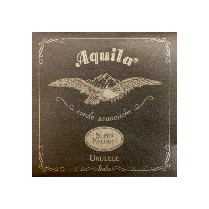 Aquila Aq107U Low G Tenor Ukulele String Set