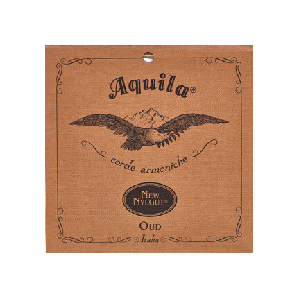 Aquila AQ10OUD New Nylgut Turkish Tuning Oud String Set