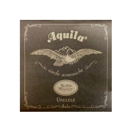 Aquila AQ129U Super Nylgut High-G Baritone Ukulele String Set