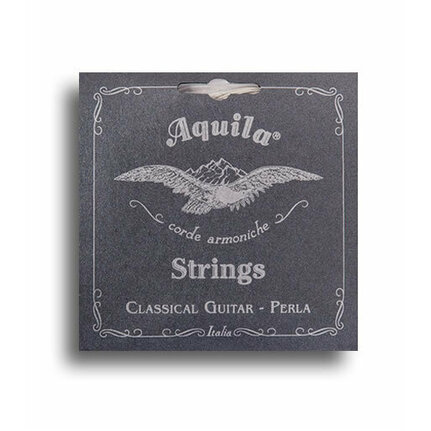 Aquila AQ37C Perla Series Normal Tension Classical Guitar String Set