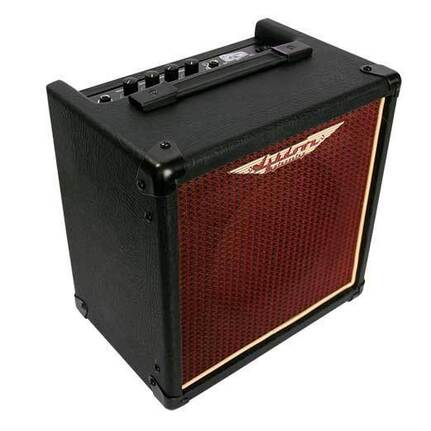 Ashdown ASHTOURBUS15 AAA-Tourbus Series 15W Bass Amp Combo With MP3 Input