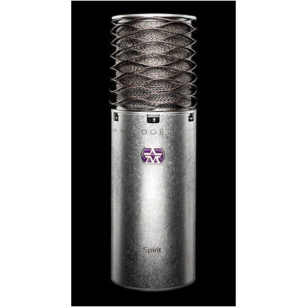 Aston Spirit Switchable Pattern Condenser Microphone With 1-Inch Capule British Tone
