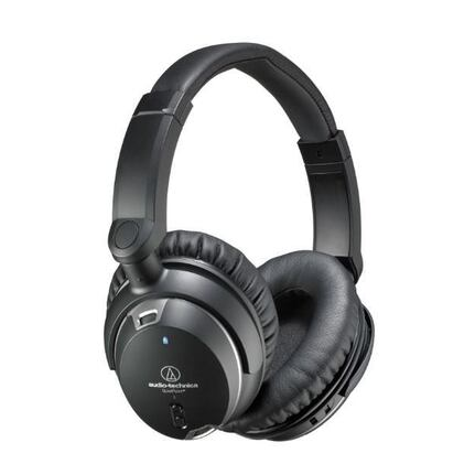 Audio-Technica ATH-ANC9 Travel & Noise Cancelling Headphones