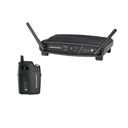 Audio Technica 10 Series ATW-1101 Wireless Body-Pack System
