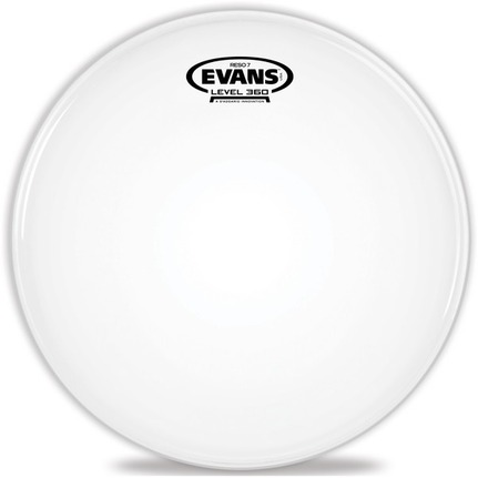 Evans B08RES7 Reso 7 Coated Tom Reso, 8 Inch