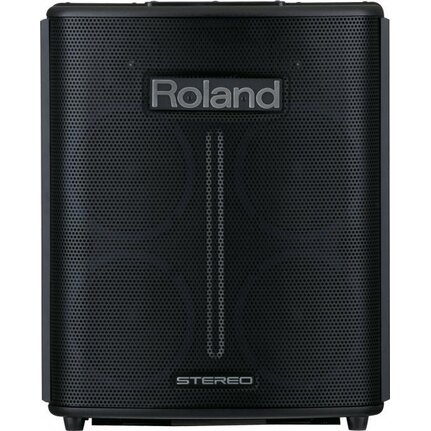 Roland Ba330 Battery Powered Stereo Portable Amplifier Speaker Box
