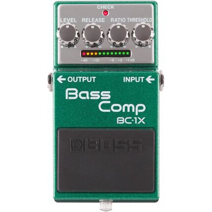 Boss BC-1X Bass Compressor Effects Pedal