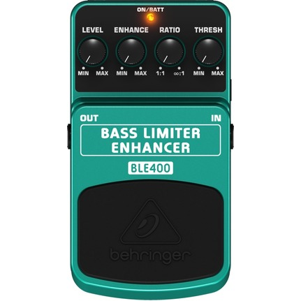 Behringer Ble400 Effects Pedal