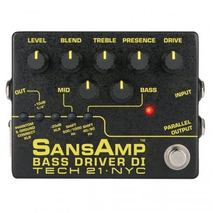 Sansamp Bass Driver D.I Version 2