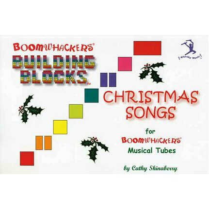 "Boomwhackers BWBVCT ""Building Blocks Christmas Songs"" Book Only"