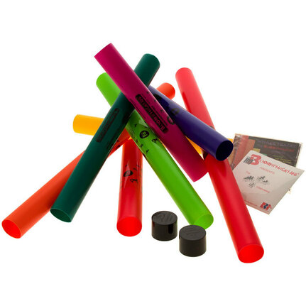 Boomwhackers BWPP 8-Note Diatonic Power Pack