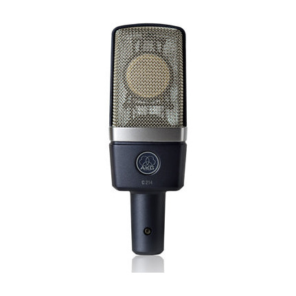 Akg C214 Large Diaphragm Microphone