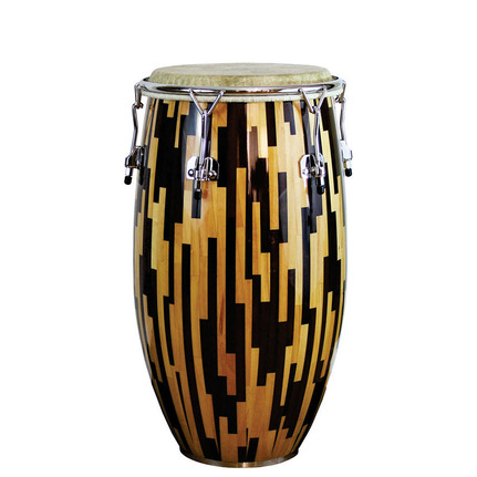 "A Tempo Percussion Jaspe Dos Tonos 12-1/2"" Tumba in Gloss Finish"