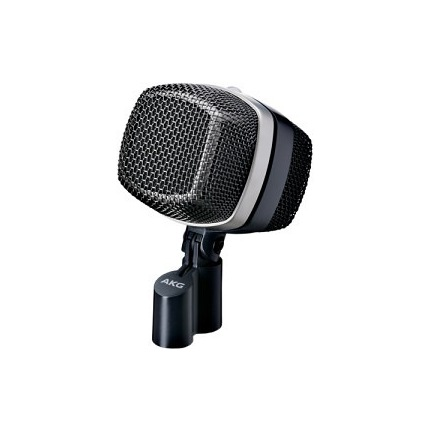 Akg D12Vr Reference Large-Diaphragm Dynamic Microphone With Cardioid Polar Pattern.