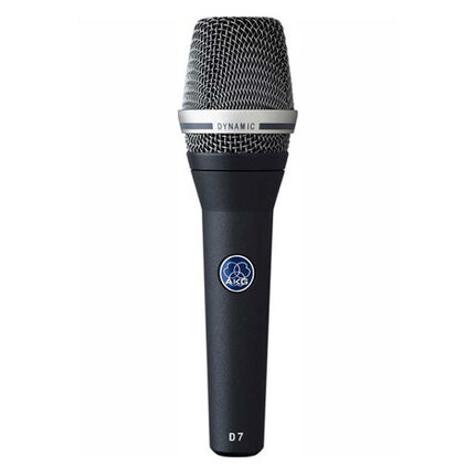 Akg D7 Premium Handheld Vocal Dynamic Microphone