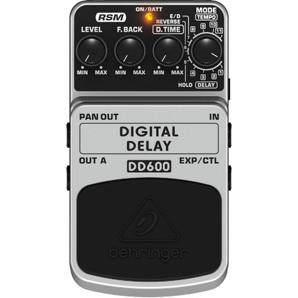 Behringer Dd600 Effects Pedal