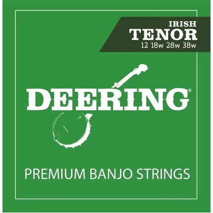 Deering Irish Tenor 4-String Banjo String Set