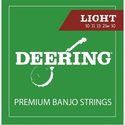 Deering 5-String Light Banjo String Set