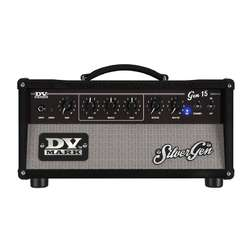 DV Mark DV GEN 15 Tube Guitar Amp Head 15 Watts Class A